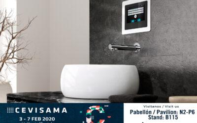 Grupo Presto Ibérica presenta sus novedades 2020 en Cevisama