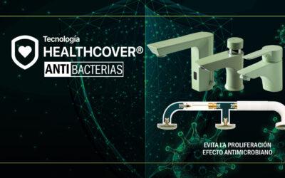 Grifería antibacteria para evitar contagios