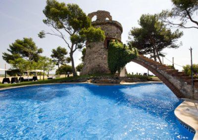 Hotel Rey don Jaime (Castelldefels)